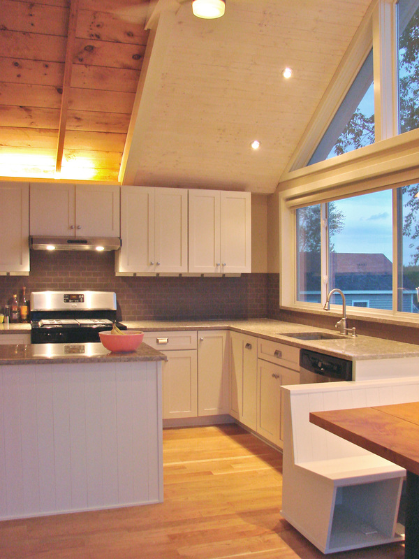 QUARTER design studio + EngineHouse | Summer Cottage | Wells, ME